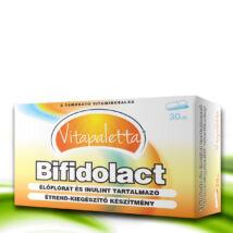 Vitapaletta Bifidolact élőflórát és inulint tartalmazó étrend-kiegészítő készítmény