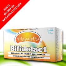 Vitapaletta Bifidolact élőflórát és inulint tartalmazó étrend-kiegészítő készítmény 30x