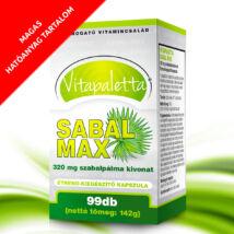 Vitapaletta Sabal Max 320 mg Szabalpálma Kivonat étrend-kiegészítő kapszula
